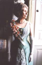 An example bespoke dress